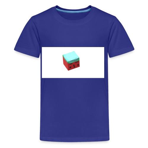 cubeboy - Kids' Premium T-Shirt
