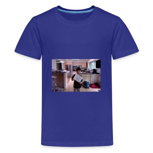 team qcevwwaer gaming t shirt - Kids' Premium T-Shirt