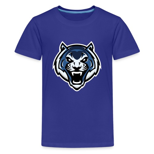 The Furious Blue - Kids' Premium T-Shirt