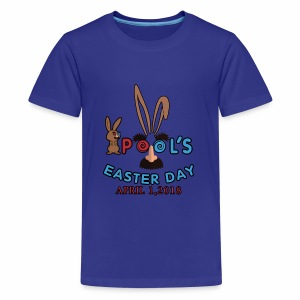 POOLS EASTER DAY SHIRTS - Kids' Premium T-Shirt