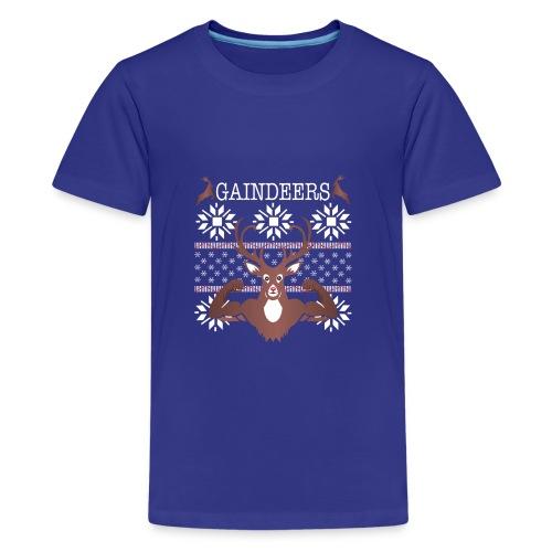 Gaindeers - Kids' Premium T-Shirt