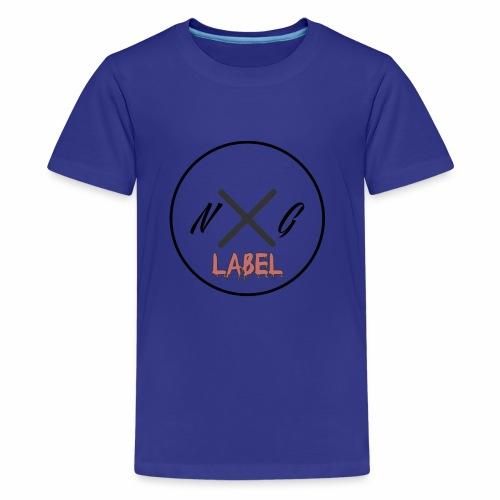 NoGoodLabel: Mock ll - Kids' Premium T-Shirt