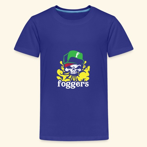 fogger 1 - Kids' Premium T-Shirt