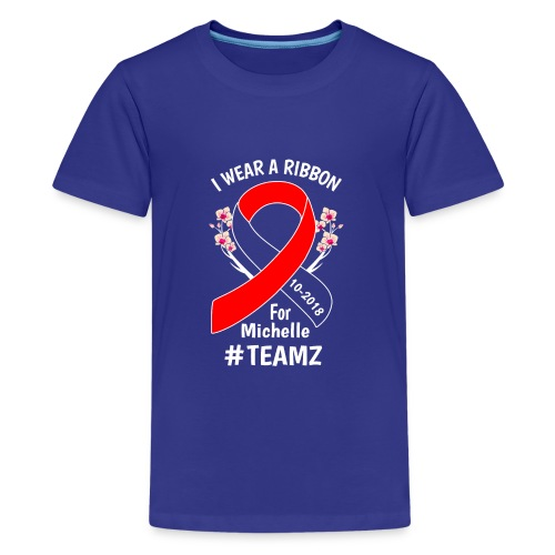 Michelle October BMT - Kids' Premium T-Shirt