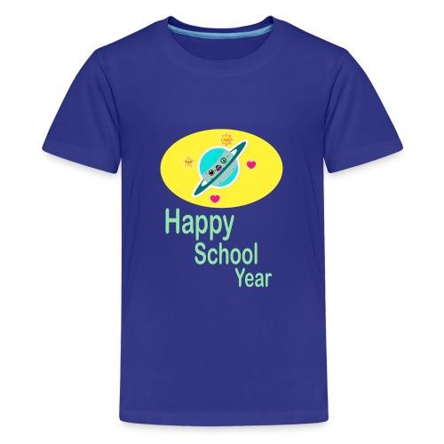 happy school year - Kids' Premium T-Shirt