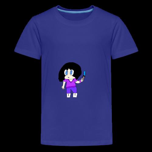 Chandrick MC stories 2 - Kids' Premium T-Shirt