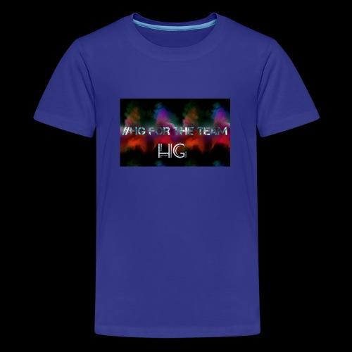 Logopit 1534289002185 - Kids' Premium T-Shirt