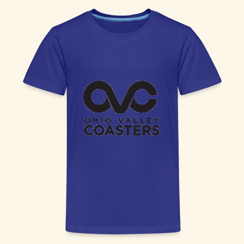 OVC Basic Logo - Kids' Premium T-Shirt