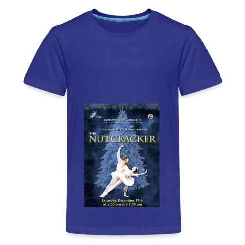 CBC Nutcracker Product - Kids' Premium T-Shirt