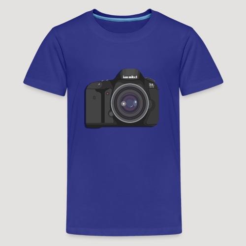 Ian Mikel's Vlog - Kids' Premium T-Shirt