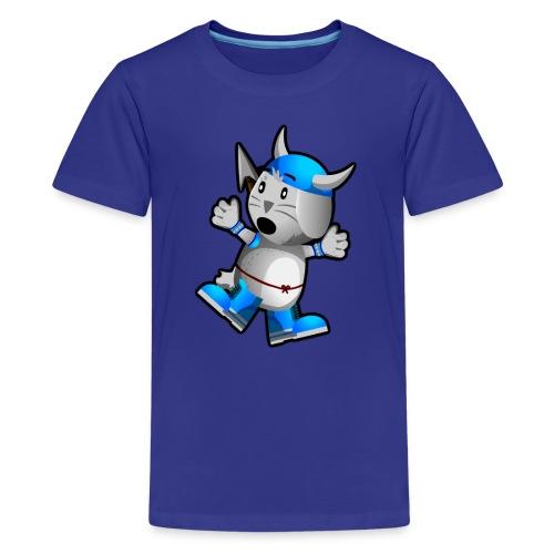 Steve! - Kids' Premium T-Shirt