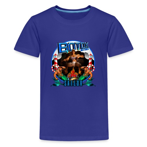 BOTOX MATINEE SAILOR T-SHIRT - Kids' Premium T-Shirt