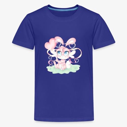 Cute lil bunny - Kids' Premium T-Shirt