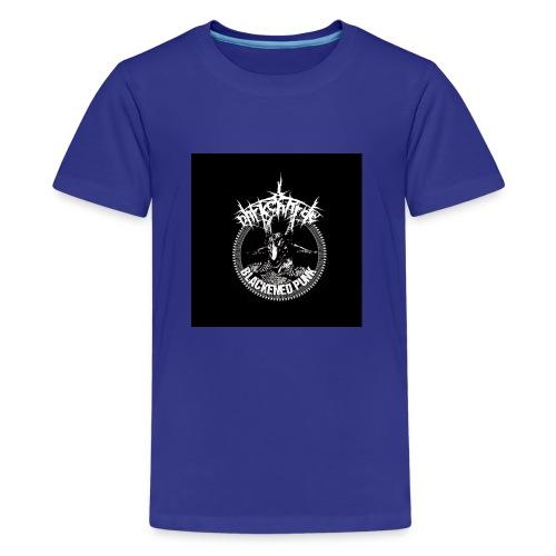 darkcharge button - Kids' Premium T-Shirt