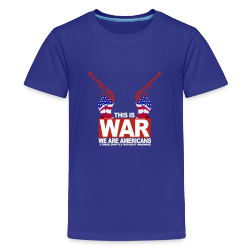 War USA - Kids' Premium T-Shirt