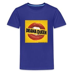 drama queen - Kids' Premium T-Shirt