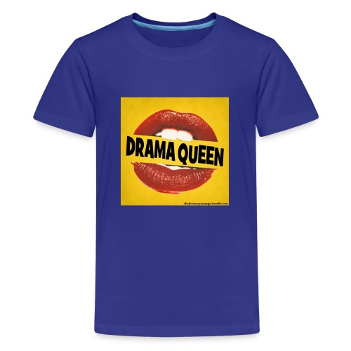 drama queen - Kids' Premium T-Shirt