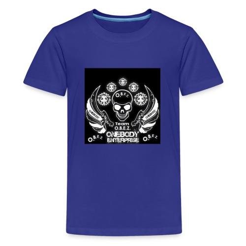 O.B.E.Z - Kids' Premium T-Shirt