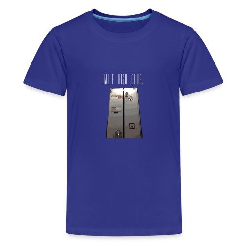 MILE HIGH CLUB - Kids' Premium T-Shirt