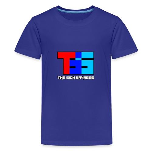 TSS Logo - Kids' Premium T-Shirt