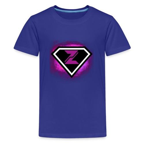 Zyanite Logo - YouTube - Kids' Premium T-Shirt