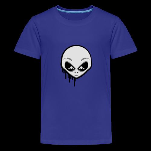 Martians From Mars Logo - Kids' Premium T-Shirt