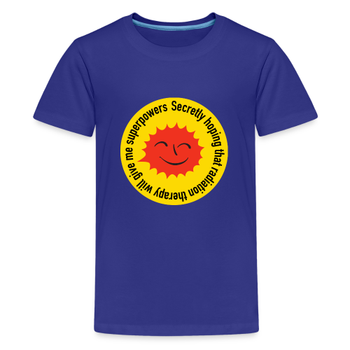 Radiation Superpowers - Kids' Premium T-Shirt
