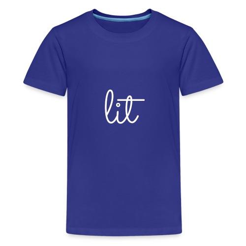LIT MERCHANDISE - Kids' Premium T-Shirt