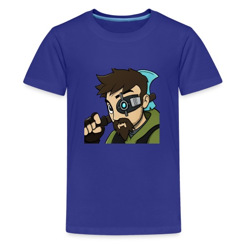 Iskall85 Avatar - Kids' Premium T-Shirt