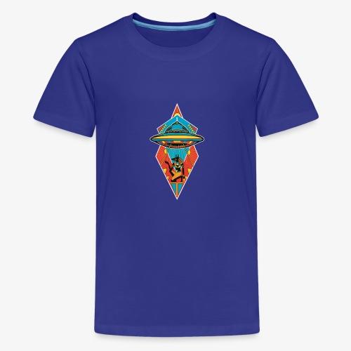 Space Pharaoh - Kids' Premium T-Shirt