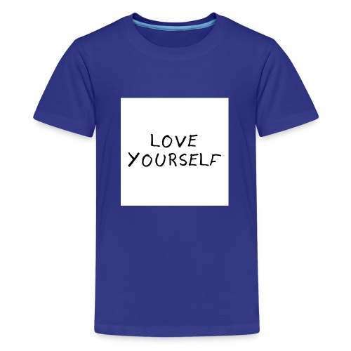 loveyourself - Kids' Premium T-Shirt