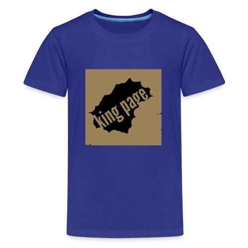 2017 02 04 23 19 06 - Kids' Premium T-Shirt