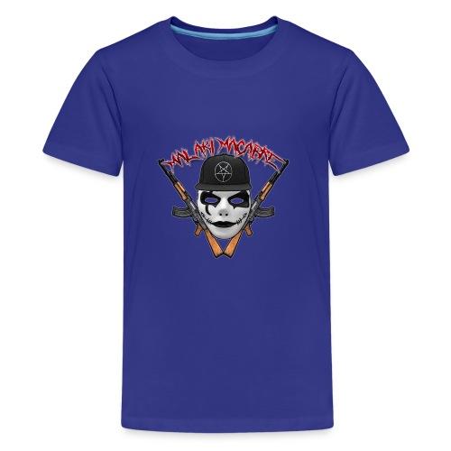 malaki logo - Kids' Premium T-Shirt