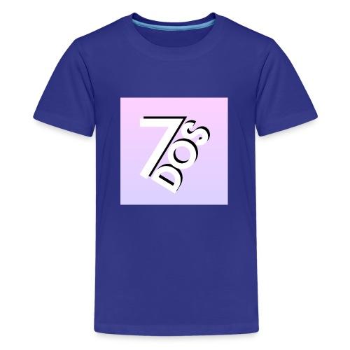 7DOS Logo - Kids' Premium T-Shirt