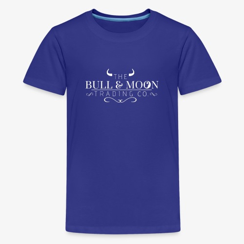 Official Bull & Moon T-Shirt - Kids' Premium T-Shirt