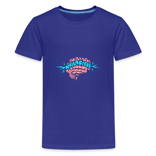 Think Neilogically - Kids' Premium T-Shirt