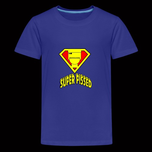 superpissed - Kids' Premium T-Shirt