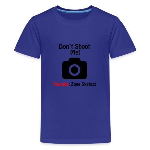 zaneskatezz - Kids' Premium T-Shirt