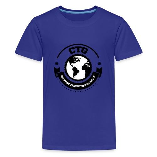 CTG OFFICIAL - Kids' Premium T-Shirt