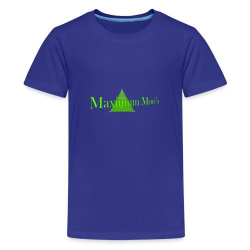 Maximum Moos - Kids' Premium T-Shirt