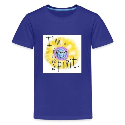 free spirit - Kids' Premium T-Shirt