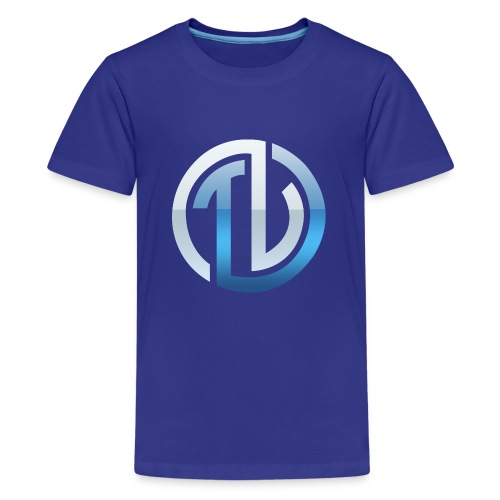 Official Trainer Vlogs Merch - Kids' Premium T-Shirt