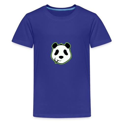 Stoner panda - Kids' Premium T-Shirt