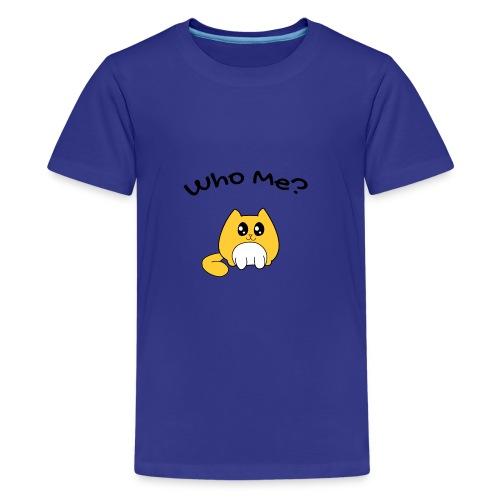 Who me? - Kids' Premium T-Shirt