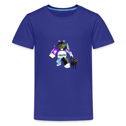 Rockstarpuppy360 - Kids' Premium T-Shirt