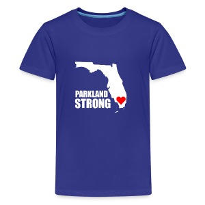 Parkland Strong and Proud - Kids' Premium T-Shirt