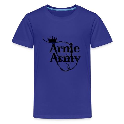 Arnie Army - Kids' Premium T-Shirt