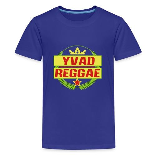 Yvad Reggae - Kids' Premium T-Shirt