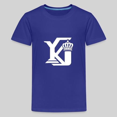 Evolve Sports Young King 17 - Kids' Premium T-Shirt
