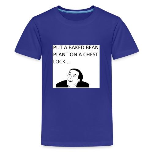 baked beanz - Kids' Premium T-Shirt